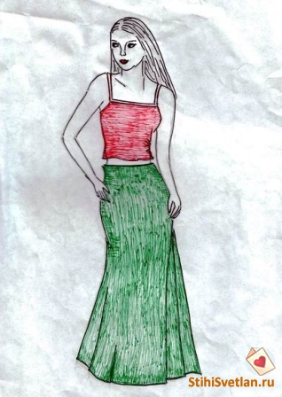 Рисунок Светланы Калининой 4