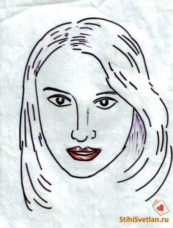 Рисунок Светланы Калининой 2